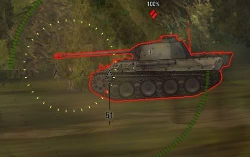 Скачать мод авто прицел для ворлд оф танк