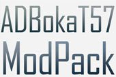 ADBokaT57 ModPack для World of Tanks