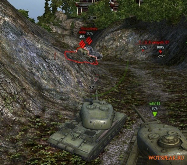 Скачать хатсан мод для ворлд оф танк