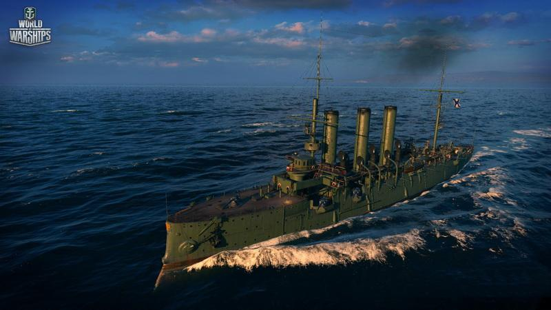 Код для игры World of Warships